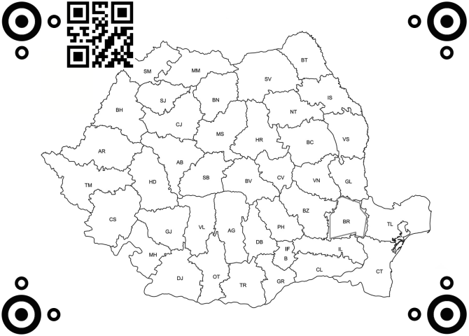 PRINT the MAP